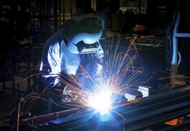 Fabricator welder